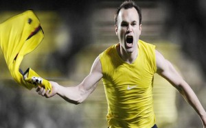 Andres Iniesta Wallpaper Desktop