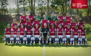 Arsenal Squad 2012-2013 Wallpaper
