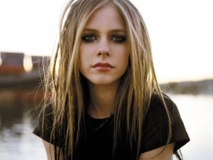 Avril Lavigne Full HD Wallpaper