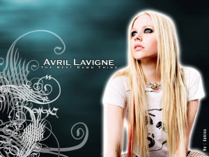 Avril lavigne Wallpaper HD
