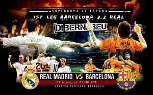 Barcelona Vs Real Madrid Wallpaper