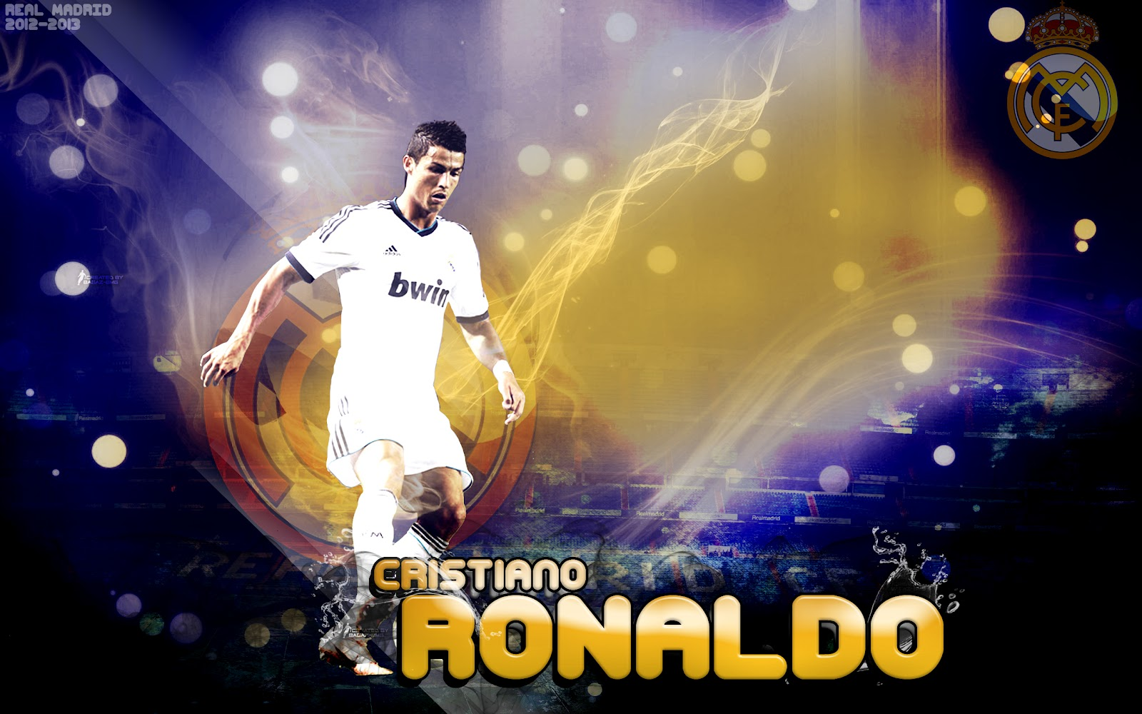File Name   CR7 2013 Real Madrid