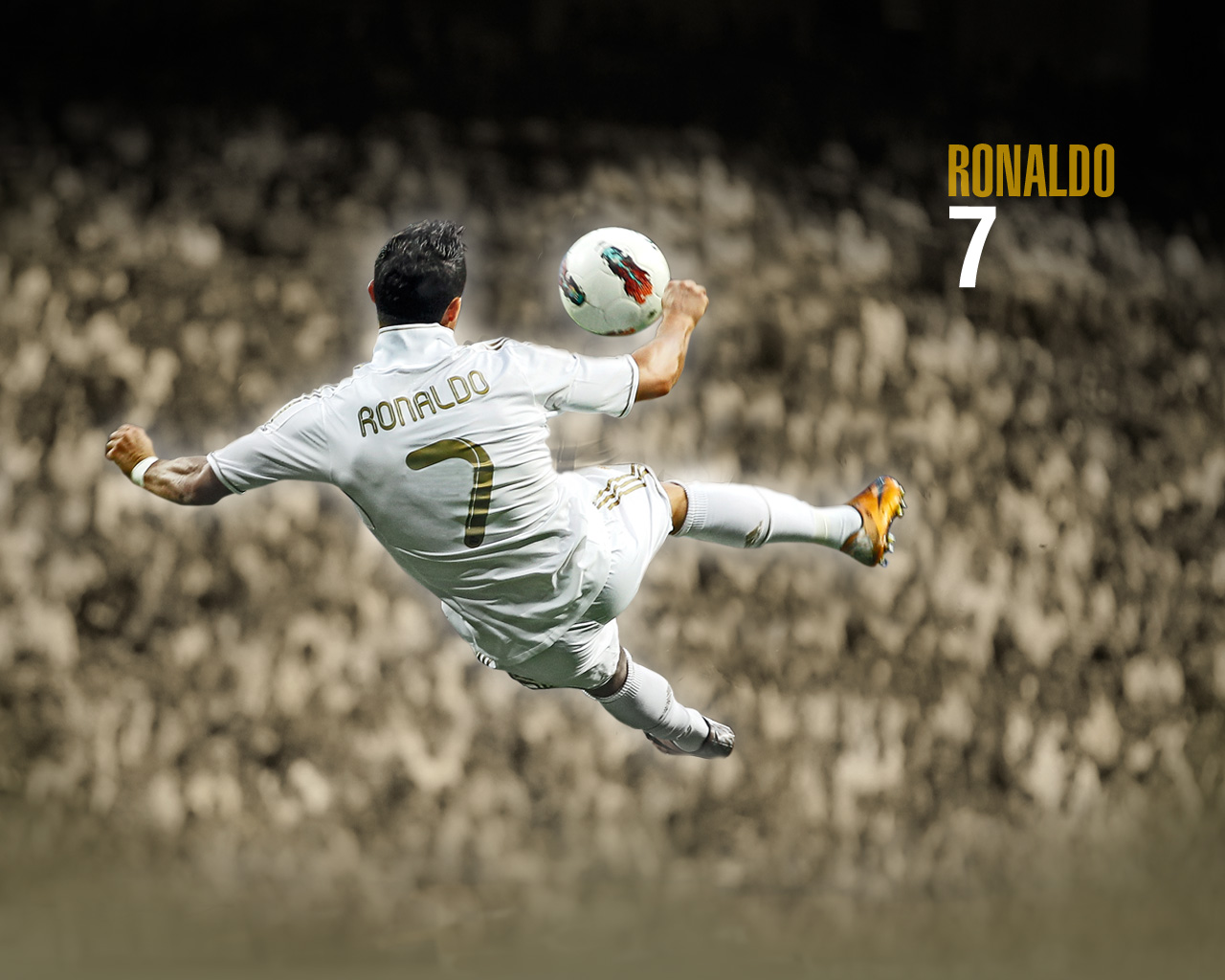Cr7 Wallpaper Hd: CR7 2013 Wallpaper HD