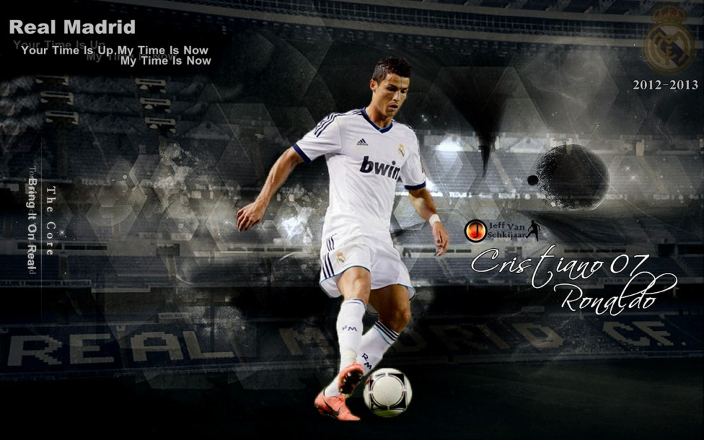 Cristiano Ronaldo HD Wallpapers 2013