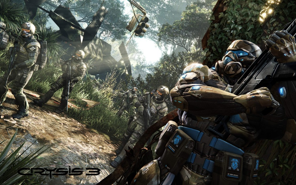 Crysis 3 Hunter Edition