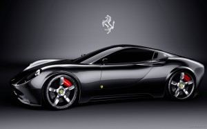 Ferrari HD Wallpaper Wide