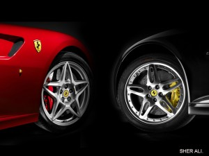 Ferrari Wallpaper 2013