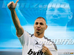 Karim Benzema HD Wallpapers 2013
