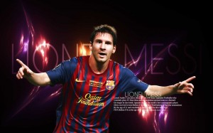 Lionel Messi HD Wallpapers 2012-2013
