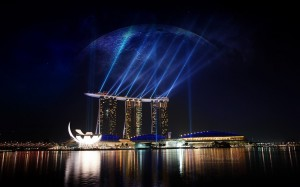 Marina Bay Sands Singapore Wallpaper
