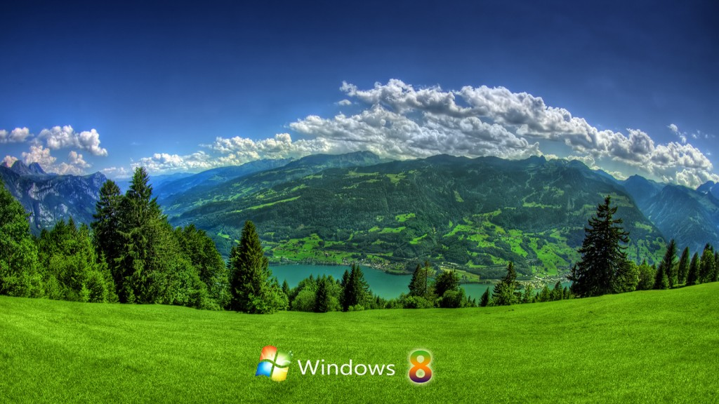 Natural Windows 8 Wallpaper