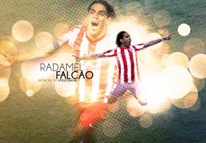 Radamel Falcao 2013 HD Wallpapers