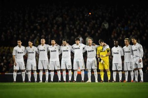 Real Madrid Team 2012/2013