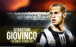Sebastian Giovinco HD Wallpapers 2013