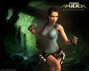 Tomb Raider Anniversary Wallpapers