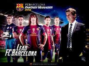 Wallpaper Barcelona 2013