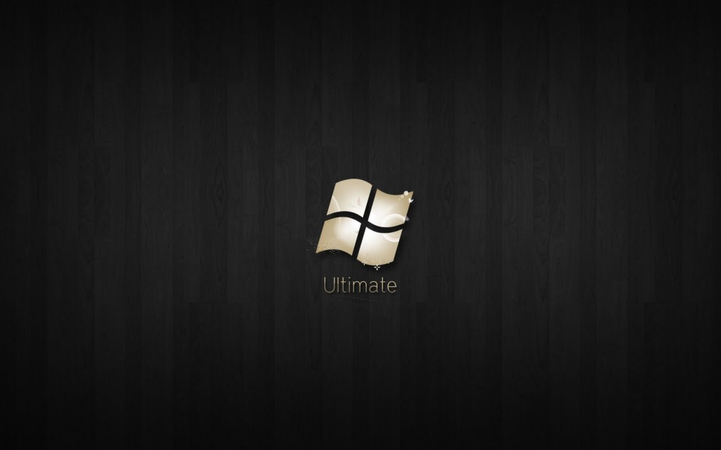 Windows 7 Ultimate HD Wallpaper