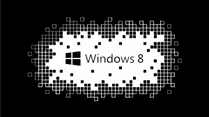 Windows 8 Black Wallpaper 1920x1080