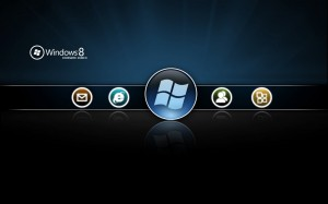 Windows 8 Icon Wallpaper