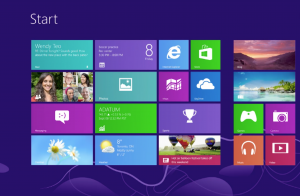 Windows 8 Starter