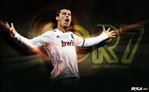 cristiano ronaldo real madrid wallpaper Hd