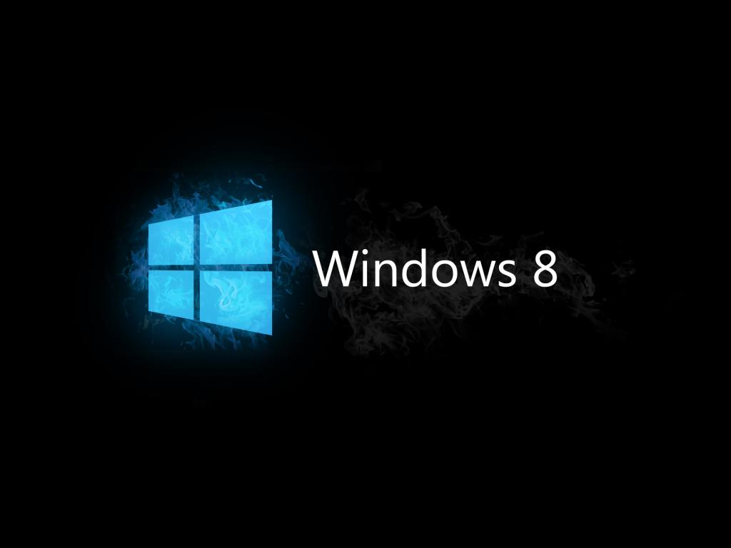 windows 8 black background 1024x768