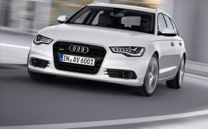 2012 Audi A6 Avant Wallpapers