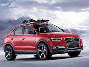 2012 Audi Q3 Vail Wallpapers
