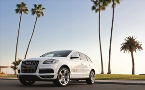 2012 Audi Q7 TDI S Wallpapers