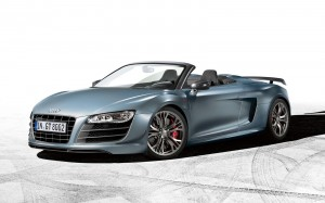 2012 Audi R8 GT Spyder Wallpapers