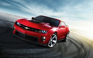 2012 Chevrolet Camaro HD Wallpapers