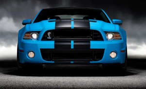 2013 Ford Mustang Shelby HD Wallpaper