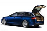 2013 Jaguar XF Sportbrake Blue Color