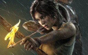 2013 Lara Croft Tomb Raider HD Wallpapers