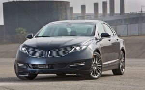 2013 Lincoln MKZ Wallpaper