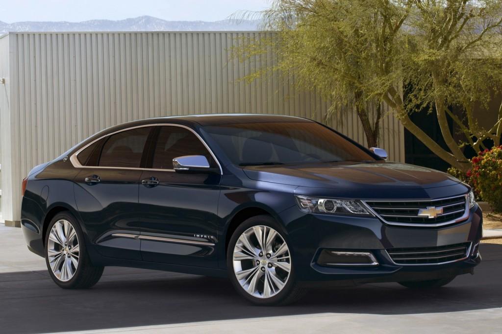 2014 Chevrolet Impala Coupe