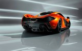 2014 McLaren P1 Ultimate Supercar wallpaper