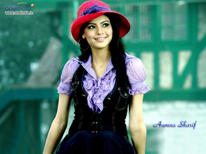 Aamna Sharif 1024x768 Wallpapers