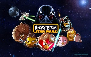 Angry Birds Star Wars Wallpapers