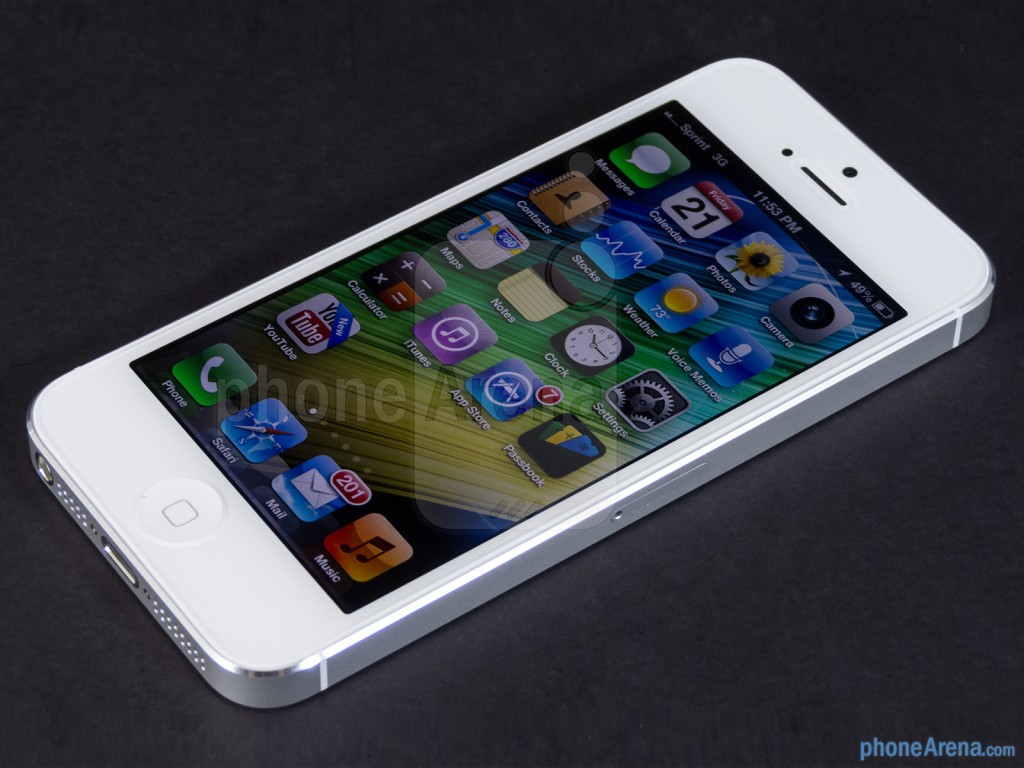 Wallpapers Apple iPhone 5