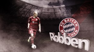 Arjen Robben HD Wallpapers 2013