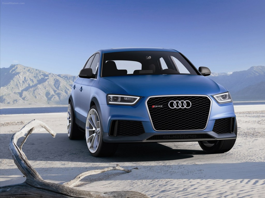 Audi Q3 RS wallpapers