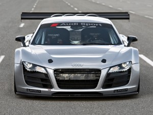 Audi R8 GT3 Wallpapers