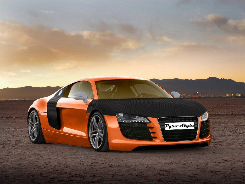 Audi R8 Wallpapers