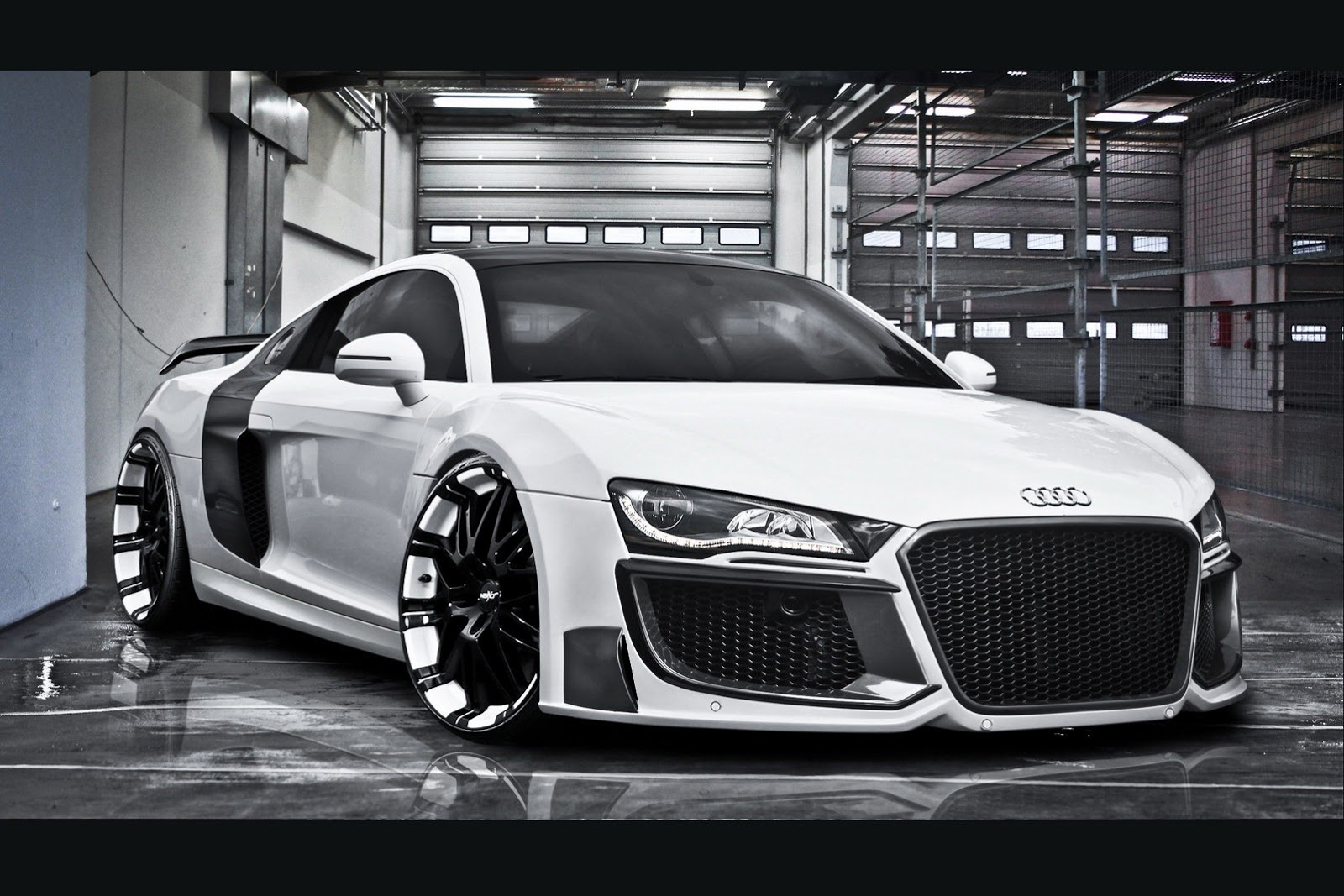 Costly Car Tune Up >> Audi R8 front quarter | ImageBank.biz