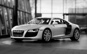 Audi R8 v10 FSI Coupe Wallpapers