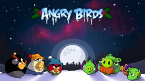 Best HD Angry Birds Wallpapers