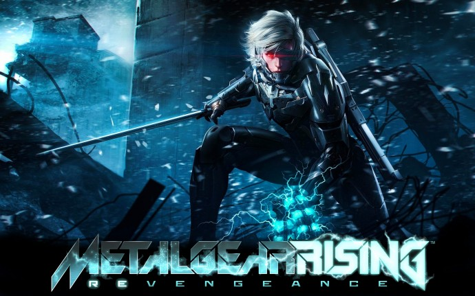 Best Metal Gear Rising HD Wallpaper