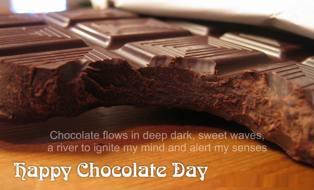 Chocolate Day Wallpaper 2013