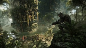 Crysis 3 Prophet and Predator Bow 1920x1080